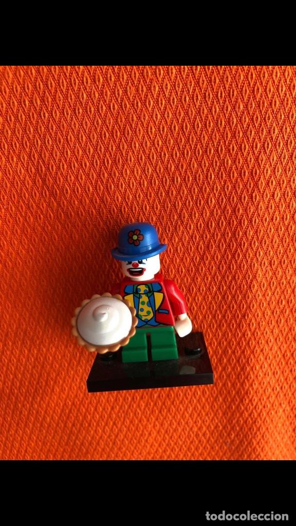 MINIFIGURA LEGO PAYASO FIGURA (Juguetes - Construcción - Lego)