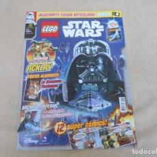 Juegos construcción - Lego: REVISTA LEGO STAR WARS N 12. Lote 199068652