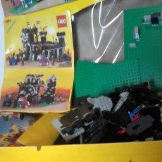 Juegos construcción - Lego: LEGO LEGOLAND CASTILLO 6085. AÑOS 80.. Lote 176737780