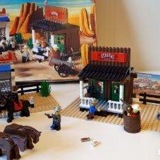 Juegos construcción - Lego: LEGO® SISTEM 6765 WESTERN, CAJA/INSTRUCCIONES.. Lote 176849984