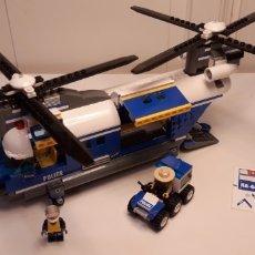 Juegos construcción - Lego: LEGO® CITY 4439, HELICOPTERO CARGA PESADO / HEAVY-LIFT HELICOPTER.. Lote 177309043