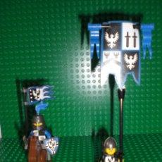Juegos construcción - Lego: LEGO CUSTOM MINIFIGURAS BLACK FALCONS. Lote 177806590