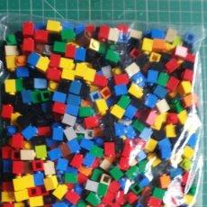 Juegos construcción - Lego: 495 LADRILLOS LEGO 1X1 . Lote 178032904