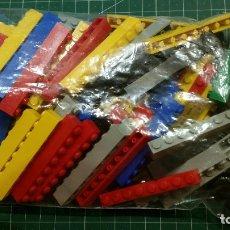 Juegos construcción - Lego: 80 LADRILLOS LEGO 1X8. Lote 178033688