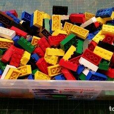 Juegos construcción - Lego: 370 LADRILLOS LEGO 2X4. Lote 178034643