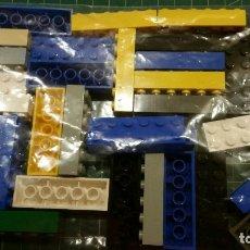 Juegos construcción - Lego: 32 LADRILLOS LEGO 2X6. Lote 178034889