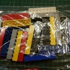 Juegos construcción - Lego: 9 LADRILLOS LEGO 2X10. Lote 178035214