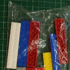 Juegos construcción - Lego: LEGO 9 PLATES 2X10. Lote 178065682