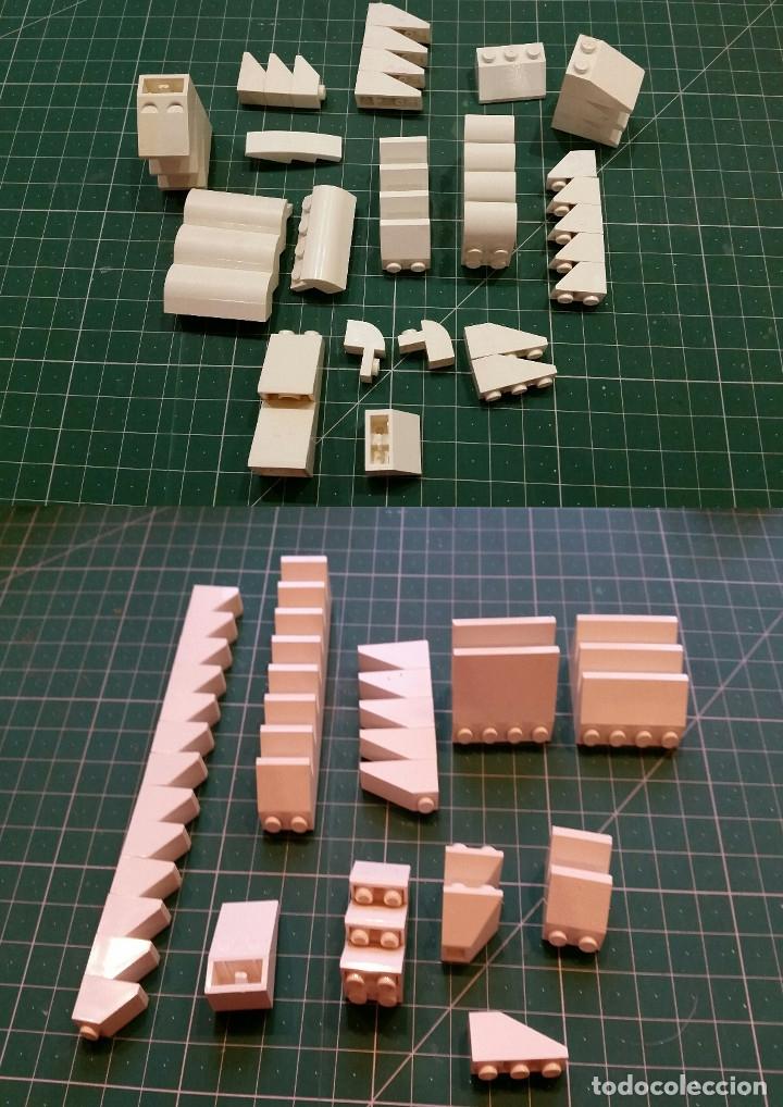 LEGO 80 PIEZAS PARA TEJADOS U OTROS (Juguetes - Construcción - Lego)