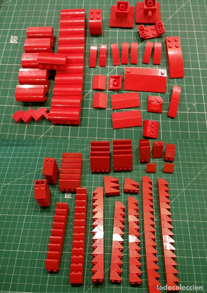 LEGO 170 PIEZAS PARA TEJADOS U OTROS (Juguetes - Construcción - Lego)