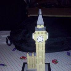 Juegos construcción - Lego: LEGO 2012 TEMA ARQUITECTURA MICROSCALA REF 21013 BIG BEN CONSTRUCCIÓN MONUMENTO LONDRES INGLATERRA. Lote 178843997
