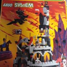 Juegos construcción - Lego: LEGO SYSTEM 6097. Lote 178994336
