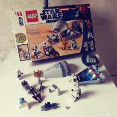 Juegos construcción - Lego: LEGO STAR WARS. Lote 180101778