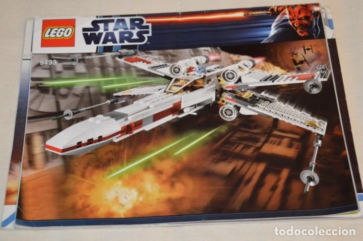 Juegos construcción - Lego: LEGO - Lotazo manuales instrucciones - Star Wars, Technic, Harry Potter, etc ¡Mira fotos y detalles! - Foto 3 - 180192192