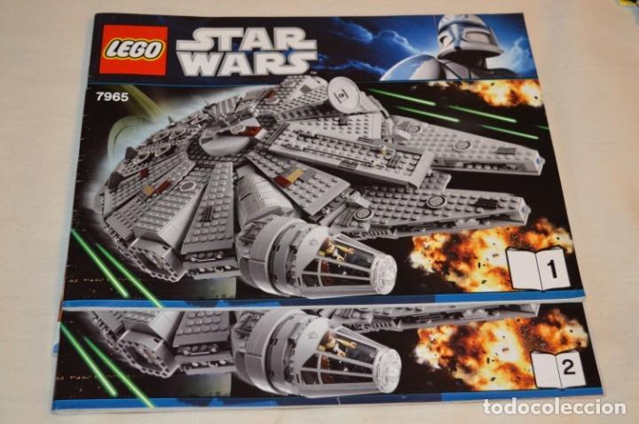 Juegos construcción - Lego: LEGO - Lotazo manuales instrucciones - Star Wars, Technic, Harry Potter, etc ¡Mira fotos y detalles! - Foto 5 - 180192192
