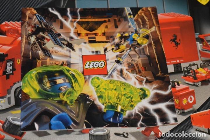 Juegos construcción - Lego: LEGO - Lotazo manuales instrucciones - Star Wars, Technic, Harry Potter, etc ¡Mira fotos y detalles! - Foto 7 - 180192192