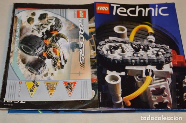 Juegos construcción - Lego: LEGO - Lotazo manuales instrucciones - Star Wars, Technic, Harry Potter, etc ¡Mira fotos y detalles! - Foto 9 - 180192192
