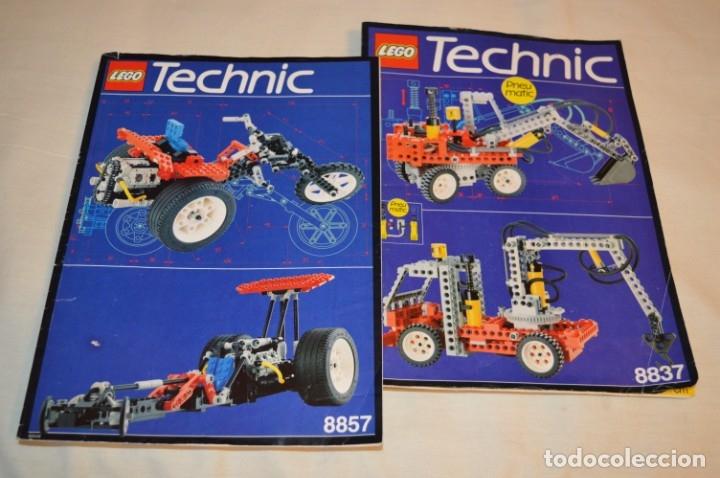 Juegos construcción - Lego: LEGO - Lotazo manuales instrucciones - Star Wars, Technic, Harry Potter, etc ¡Mira fotos y detalles! - Foto 10 - 180192192