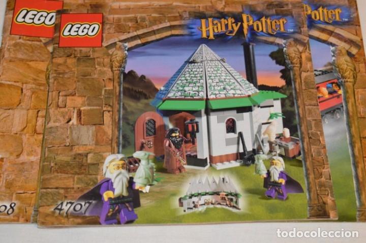 Juegos construcción - Lego: LEGO - Lotazo manuales instrucciones - Star Wars, Technic, Harry Potter, etc ¡Mira fotos y detalles! - Foto 12 - 180192192