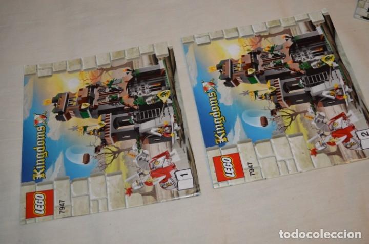 Juegos construcción - Lego: LEGO - Lotazo manuales instrucciones - Star Wars, Technic, Harry Potter, etc ¡Mira fotos y detalles! - Foto 13 - 180192192