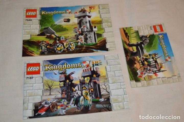 Juegos construcción - Lego: LEGO - Lotazo manuales instrucciones - Star Wars, Technic, Harry Potter, etc ¡Mira fotos y detalles! - Foto 14 - 180192192