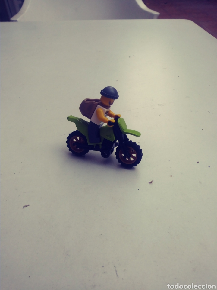 MOTO LEGO (E2) (Juguetes - Construcción - Lego)
