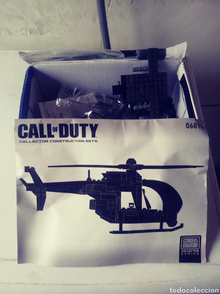 Lote Lego Call Of Duty Buy Building And Construction Games Lego At Todocoleccion 180257602