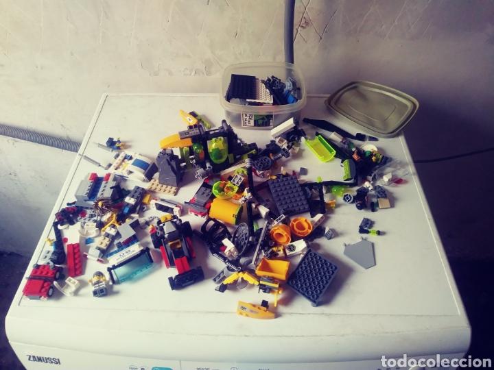LOTE VARIADO PIEZAS LEGO (Juguetes - Construcción - Lego)