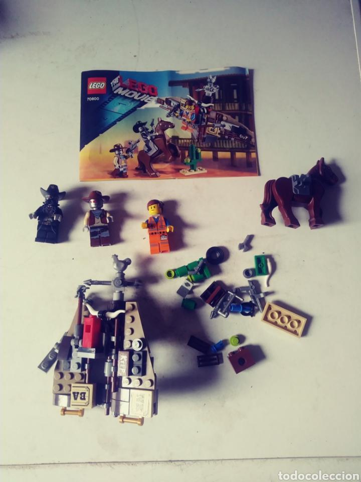LOTE LEGO OESTE (Juguetes - Construcción - Lego)