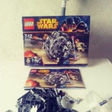 Juegos construcción - Lego: LOTE LEGO STAR WARS. Lote 180258188