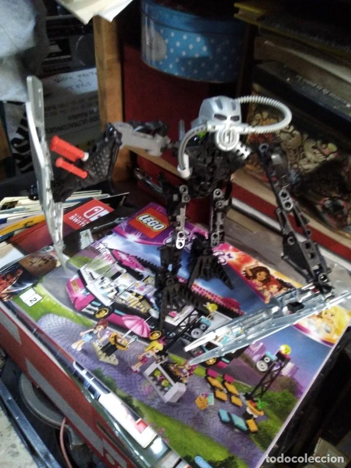 Juegos construcción - Lego: Lote de 4 lego bionicle de 17 a 27 ctms - Foto 7 - 180313865