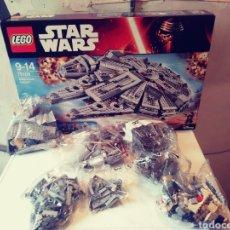 Juegos construcción - Lego: LEGO STAR WARS. Lote 180320500