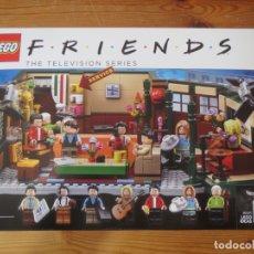 Juegos construcción - Lego: LEGO IDEAS 21319 CENTRAL PERK FRIENDS THE TELEVISION SERIES NUEVO Y PRECINTADO. Lote 180863312