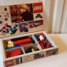 Juegos construcción - Lego: LEGO® 20 BASIC SET, VINTAGE (1976).. Lote 181200681