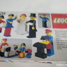 Juegos construcción - Lego: ANTIGUA CAJA DE LEGO REF 205. Lote 181669666