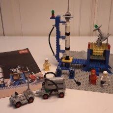 Juegos construcción - Lego: LEGO® SPACE 920, ESTACIÓN DE LANZAMIENTO ALPHA (1979), 100% COMPLETO.. Lote 175822668