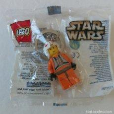 Juegos construcción - Lego: LEGO PILOTO REBELDE STAR WARS LLAVERO SELLADO EN PAQUETE ORIGINAL. Lote 204549777