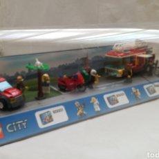 Juegos construcción - Lego: EXPOSITOR LEGO CITY.. Lote 182698047