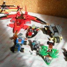 Juegos construcción - Lego: LEGO LOTE 7 SETS COMPLETOS VER FOTOS Y DETALLE. Lote 182852868