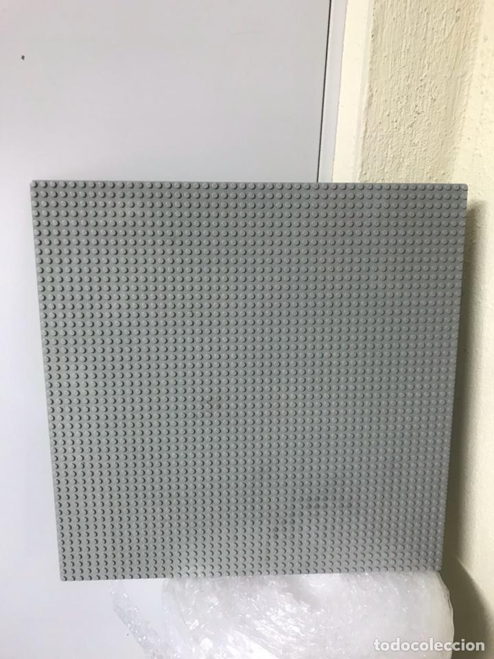 Juegos construcción - Lego: Lego plancha gris de 48X48 tetones - Foto 2 - 182902026