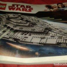Juegos construcción - Lego: GUERRA DE LAS GALAXIAS LEGO. Lote 183218905