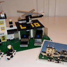 Juegos construcción - Lego: LEGO® 370, COMISARIA DE POLICIA/POLICE STATION, 100%, INSTRUCTIONS.. Lote 183547528