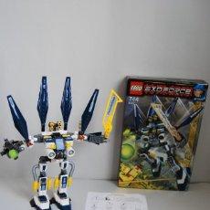 Juegos construcción - Lego: LEGO EXOFORCE - HIKARU - 8103 - COMPLETO. Lote 183623190