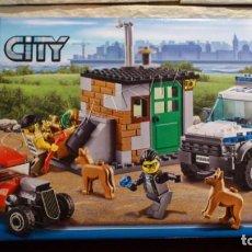 Juegos construcción - Lego: LEGO - LEGO CITY - UNIDAD CANINA DE POLICIA - 60048 - PRECINTADO SIN ABRIR - NUEVO. Lote 47136923