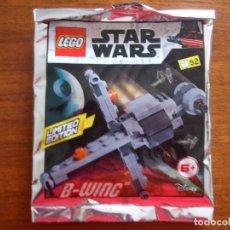 Juegos construcción - Lego: LEGO STAR WARS. LIMITED EDITION. B-WING. ENVASE ORIGINAL CERRADO.. Lote 184620337