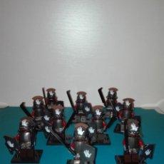 Juegos construcción - Lego: THE LORD OF THE RINGS, ORCS URUK HAI. Lote 184475715