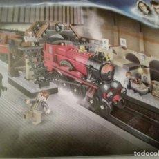 Juegos construcción - Lego: HARRY POTTER TREN HOGWARTS EXPRESS. Lote 184736188