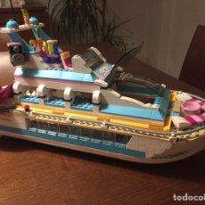 Juegos construcción - Lego: BARCO LEGO FRIENDS. REFERENCIA 41015.. Lote 184875520