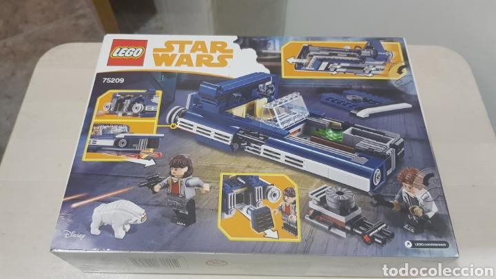 Juegos construcción - Lego: LEGO STAR WARS 75209 NUEVO SIN ABRIR - Foto 2 - 185657613