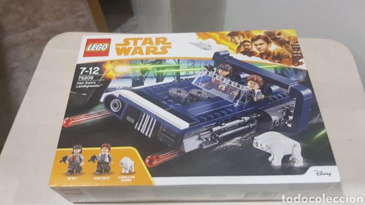 LEGO STAR WARS 75209 NUEVO SIN ABRIR (Juguetes - Construcción - Lego)